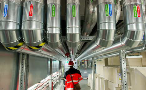 Fake engineer made Berlin Airport fire system