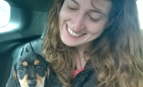 'Mafia-smuggled' puppy dies after two days