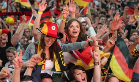 Germany's top World Cup viewing venues