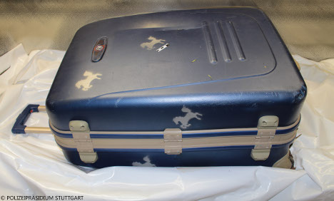 Suitcase victims died from stab wounds