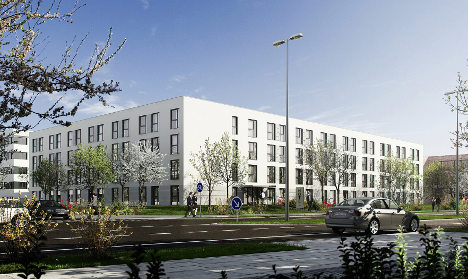 BMW builds hotel for its Munich workers