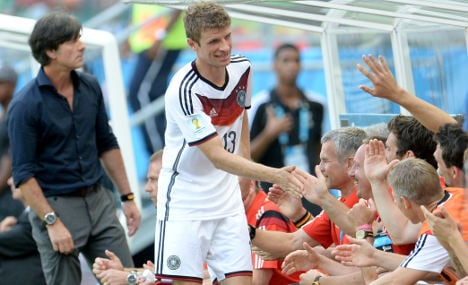 Germany swoons over the 'Skinny One'