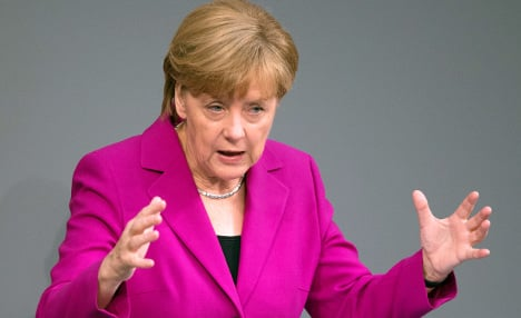 Merkel: We're Europe's driver for growth