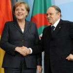 <b>3) Diplomacy:</b> President Abdelaziz Bouteflika became the first Algerian president to officially visit Germany in 2001, returning again in 2010. A visit by President Horst Köhler in November 2007 was the first time a German President had gone to Algeria on official business. Photo: DPA