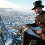 <b>7) Chimney sweeps:</b> Did you know it is easier for a chimney sweep to access your home than it is for the police? It's against the law to deny a chimney sweep access to your home if he or she demands it. The law was first introduced in the Middle Ages, but the current legislation goes back to the Third Reich. By giving chimney sweeps a fixed wage and assigning them districts, Hitler would ensure the loyalty of his country's chimney sweeps, which meant he could use them to spy on citizens.Photo: DPA