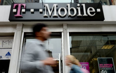 T-Mobile in deal with Softbank: report