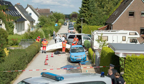 Husband and wife killed in Lübeck shooting