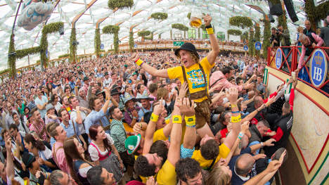 Five reasons to visit (and to avoid) Oktoberfest