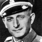 <b>5,000 Nazis ended up in Argentina:</b> According to classified documents released in 2012, Argentina sheltered roughly 5,000 Nazis after World War II, including one of the main organizers of the Holocaust Adolf Eichmann (pictured). That figure is even more than Brazil which accepted 1,500-2,000. Prior to Germany's defeat, the fascist government of Juan Peron reportedly sold over 10,000 blank passports to ODESSA, an organization set up to protect former SS men. Photo: DPA