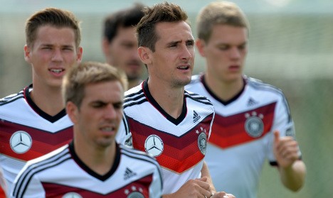 Germany out to end World Cup third place rut