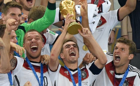 Germany beat Argentina 1:0 to win World Cup