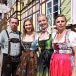 <b>It has a big beerfest:</b> The city of Blumenau in the south of Brazil, which was founded by a German pharmacist in 1850, holds the world's second biggest Oktoberfest each year, after Munich, with more than 500,000 visitors. Photo: DPA