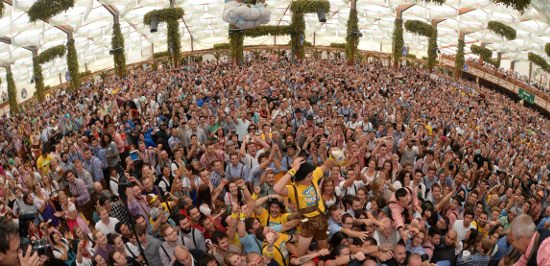 Five reasons to go to Oktoberfest (and five not to)