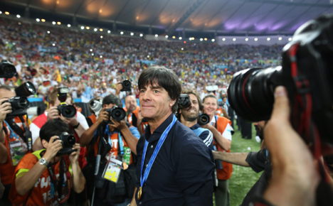 Löw: This is just the start for German team
