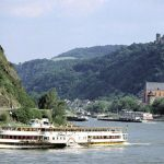 <b>River guide:</b> The Rhine is one of the country's most popular tourist destinations and river cruises packed with English-speaking tourists head up and down it all year. You'll get to spend your day on the water, passing some of the most spectacular scenery in the country.Photo: DPA