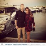 ...pictured here with his girlfriend Montana Yorke.Photo: instagram.com/andreschuerrle