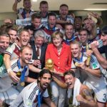 """SEE ALSO: <a href=""""http://www.thelocal.de/galleries/news/germany-vs-argentina-world-cup-final-in-pictures"""" target=""""_blank""""><b>Germany win the World Cup</b></a> Photo: DPA"""