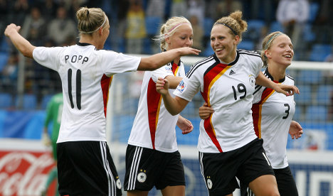 Germany crowned World Champions again