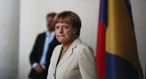 'Further sanctions' could hit Russia, says Merkel