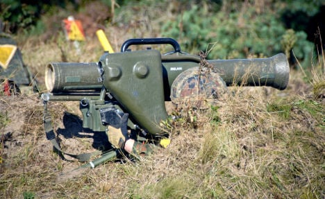 Opposition calls for arms export debate