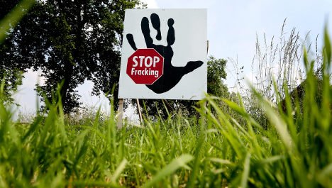 Environment Agency urges fast fracking ban
