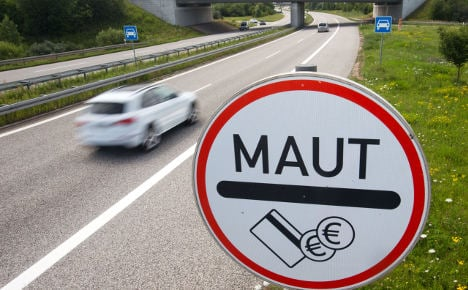Foreigner road toll 'breaks EU law'