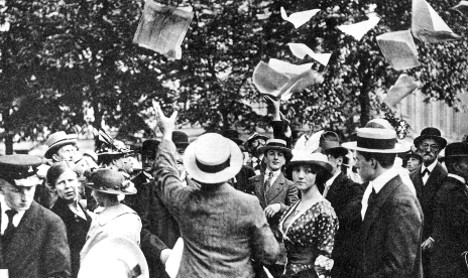 How World War I changed Germany forever