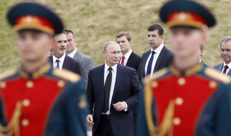 Germany scraps major arms deal with Russia