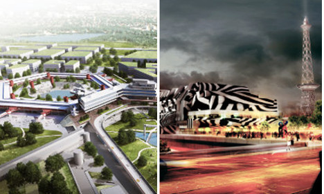 How will Berlin look in five years' time?
