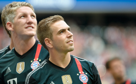 England-Germany rivals drawn in Champs League