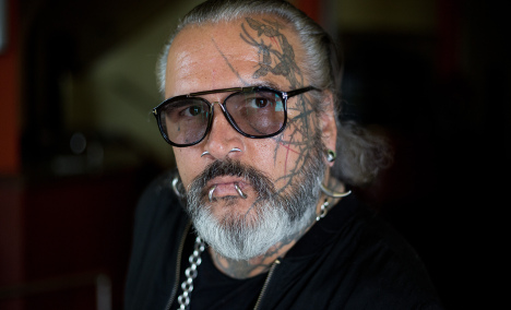 From punk photographer to Berghain bouncer