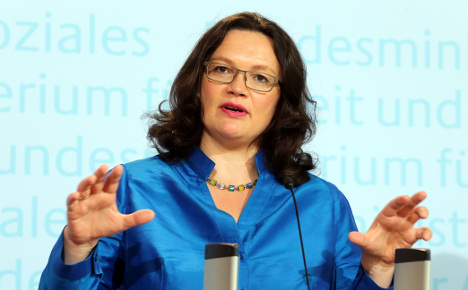 Anti-stress law moves step closer in Germany