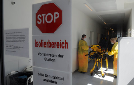 German hospitals ready for Ebola patients