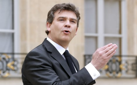 France blasts Germany for 'austerity policy'
