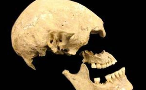 Europeans descended from three tribes