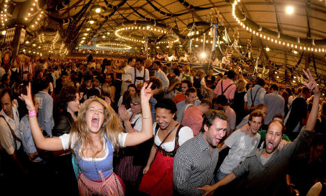 Your guide to Munich Oktoberfest's tents