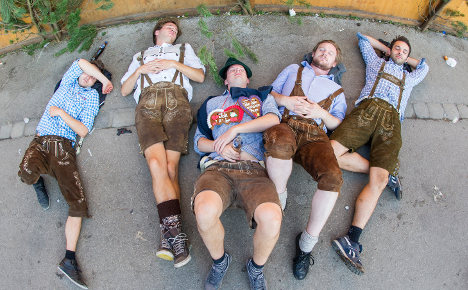 Your guide to Munich Oktoberfest traditions