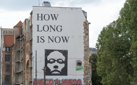US company buys Berlin squat for €150m