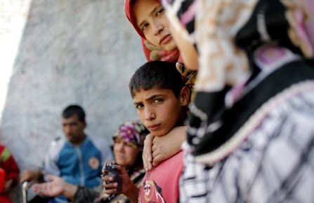 UN applauds Germany's help to refugees