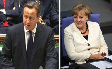Germans look to UK to liven up Parliament