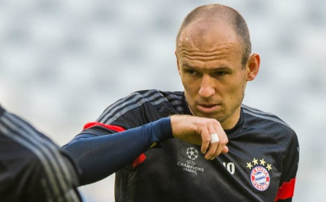 Robben to open museum devoted to himself