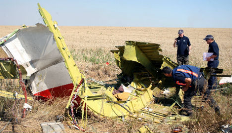 Families of German MH17 victims to sue
