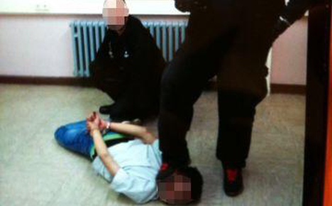 Police investigate abuse at refugee centres