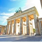 """<b> Brandenburg Gate:</b> You can see it on the masthead of the newspapers, you can see it on the beer... now see it in real life. Built in 1788-91, the <a href=""""http://www.berlin.de/orte/sehenswuerdigkeiten/brandenburger-tor/index.en.php?lang=en"""">Brandenburg Gate</a> saw its victory statue stolen a few years later by Napoleon and was badly damaged in World War II. It was the site of US President Reagan's """"tear down this wall"""" speech, and has since become a symbol of the reunified city.Photo: <a href=""""http://www.shutterstock.com"""">Shutterstock</a>"""