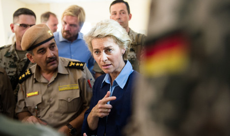 Germany's military can't meet Nato commitments