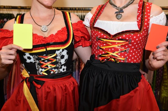 The best and worst of dirndls