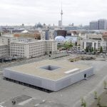 """<b>Topography of Terror: </b><a href=""""http://www.berlin.de/en/museums/3109737-3104050-topographie-des-terrors.en.html"""">Topography of Terror</a> is a centre for documentation of Nazi crimes, situated on the site of the former SS and Reich Security headquarters. Entry is free.Photo: DPA"""