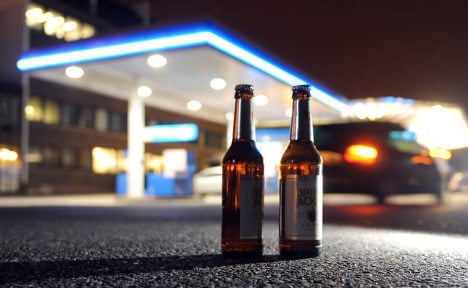City starts beer for alcoholics project