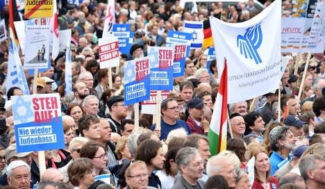 'I was at anti-Semitism rally. Now what?'