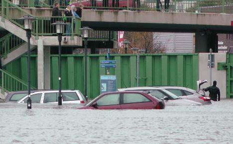 North braces for storms and floods